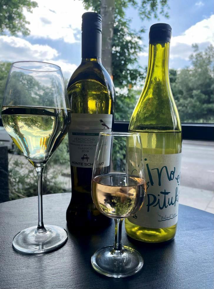 Wine tasting Herne Hill London | Park's Edge Bar and Kitchen
