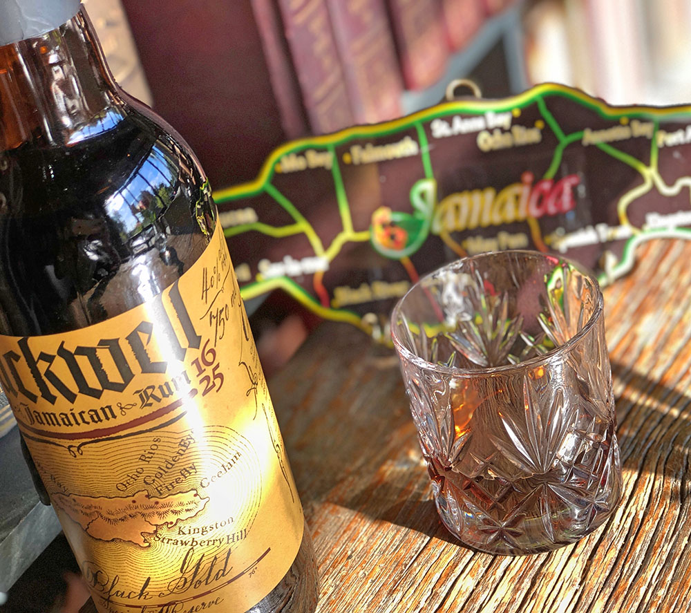 Rum Tasting London | Park's Edge Bar and Kitchen