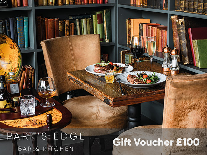 Dining Experience London | Park's Edge Bar and Kitchen London